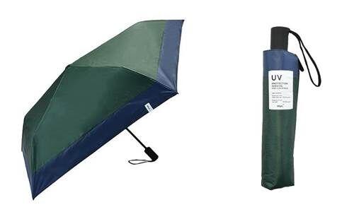 a-ロフト限定 メンズ晴雨兼用自動開閉折りたたみ傘