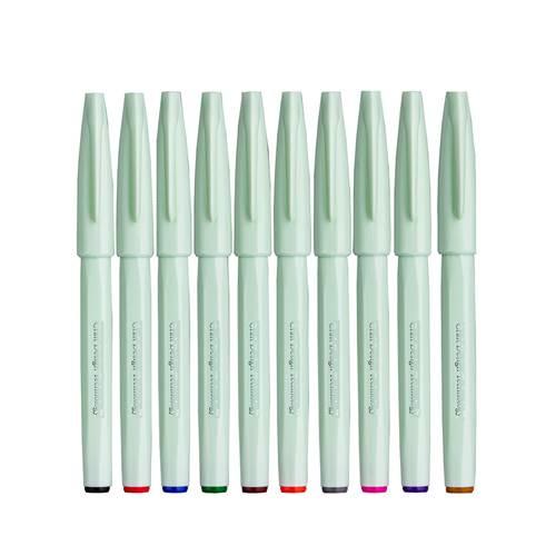 a-筆タッチサインペン 10本セット img01