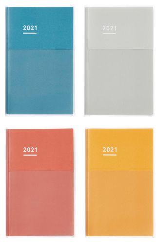 ジブン手帳DAYs mini カラー