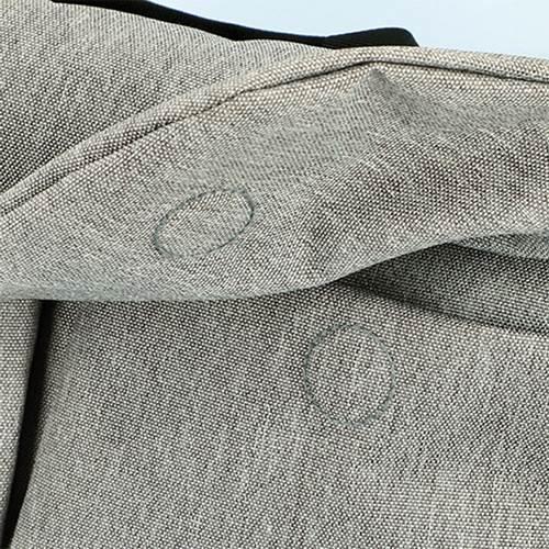 A-ショルダーバッグのボタン