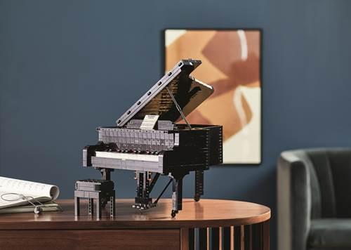 a-レゴ アイデア グランドピアノ セット イメージ2