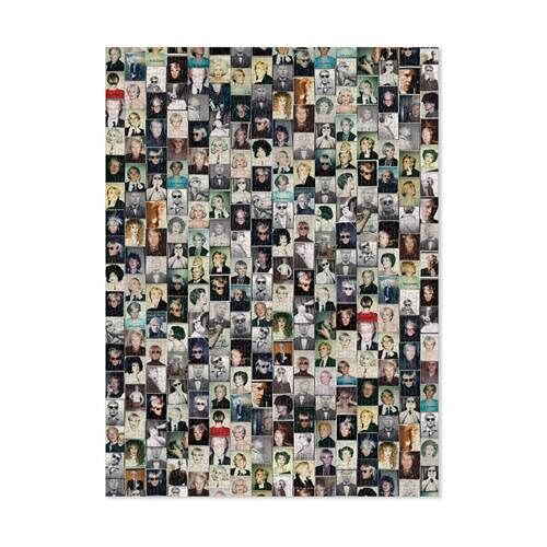 a-Andy Warhol Selfies パズル 1000ピース