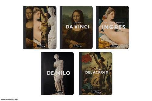 a-iPad Louvre ケース