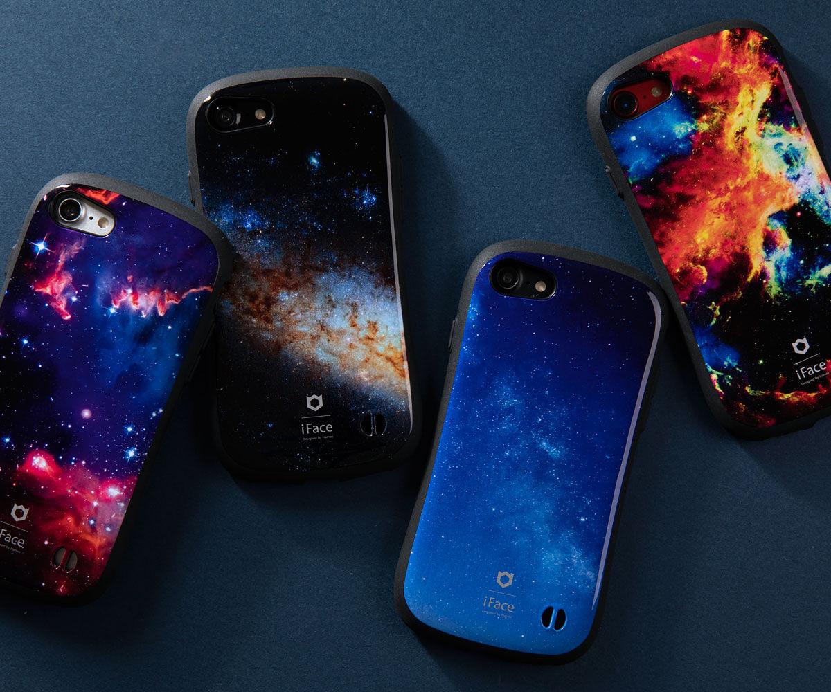 ec1cccd85e 銀河の星々との、未知の出会い。ロマンあふれる宇宙柄のiPhoneケースが新 ...