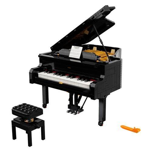 a-レゴ アイデア グランドピアノ セット イメージ4