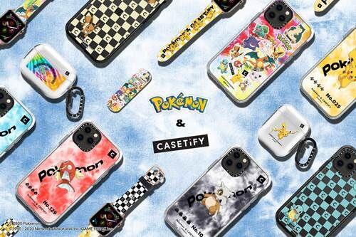 a-CASETiFY & Pokémon イメージ