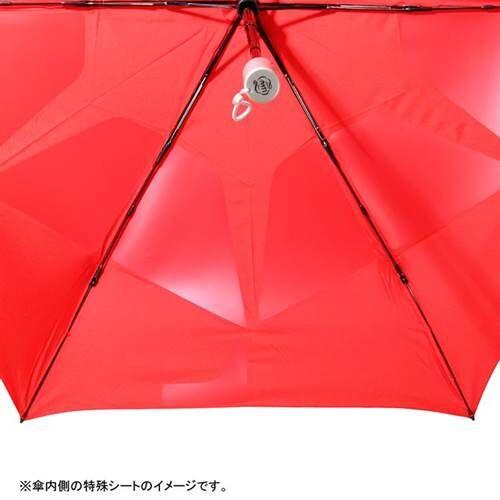 a-urawaza 自動開閉 折りたたみ傘 内側