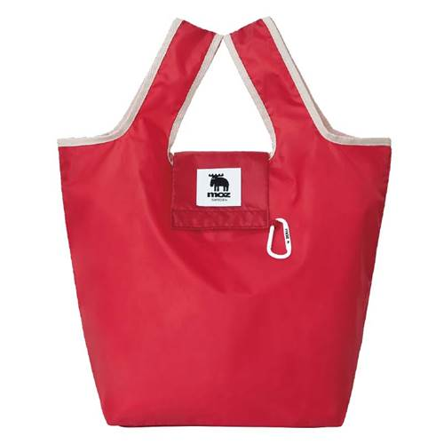 a-moz SHOPPING BAG BOOK RED img01