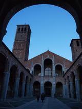 サンタンブロージョ教会