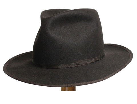HWDOG-DB-HAT-BROWN