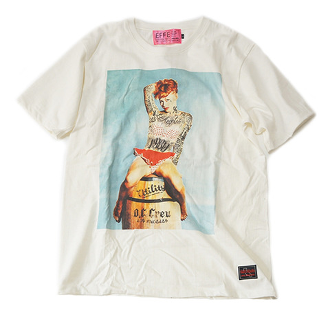 ADULT ONLY TEE WHT