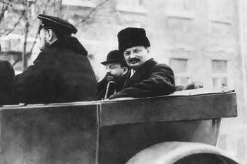 Trotskii-glavn