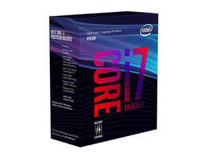 8th Gen Intel Core i7-8700K Box