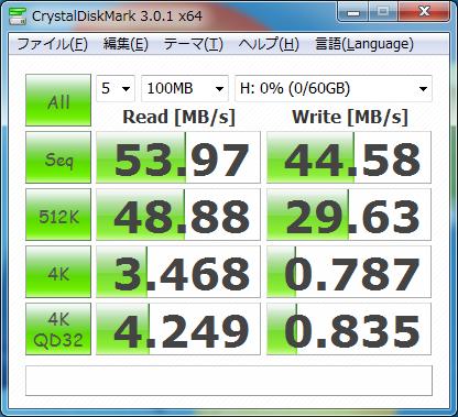 G.Skill FF-SDXC64GN-U1 SDXC Card 64GB