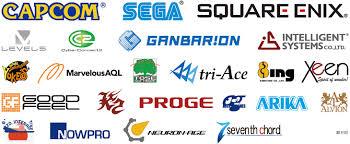 ゲーム会社別 代表作
