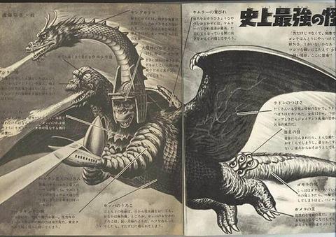 ウルトラマン史上最強の怪獣