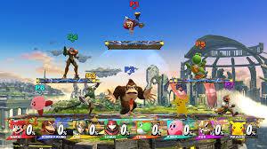 Wii U スマッシュブラザーズ