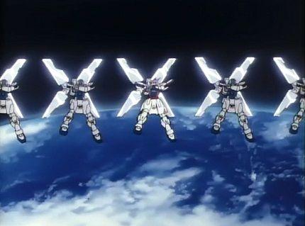 ガンダムで最強の複数存在する機体