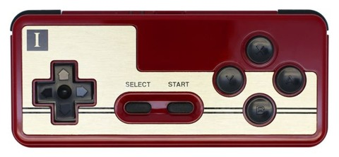 ゲーム機のセレクトボタン