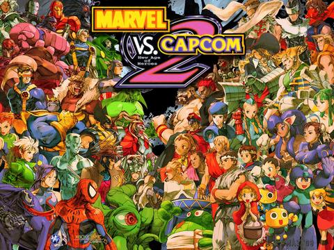 一番スピードが速い格闘ゲーム マヴカプ2