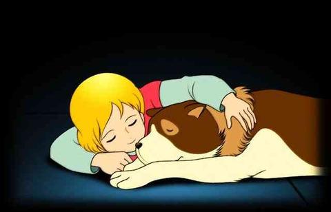 何回見ても泣けるアニメのシーン