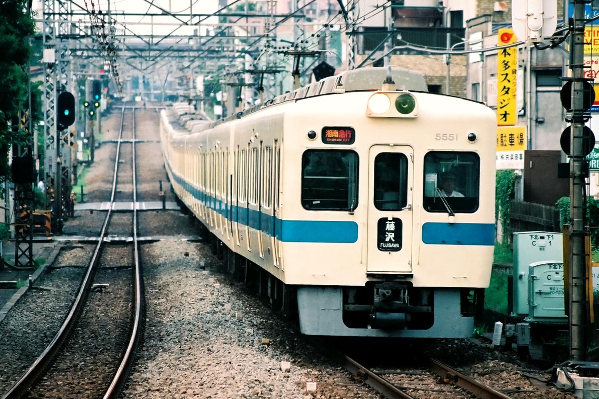 小田急の湘南急行はどんな列車種別だったのか : Odapedia ~小田急を ...