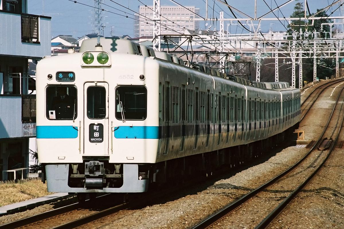小田急4000形のパイオニア台車はなぜ交換されたのか : Odapedia ...