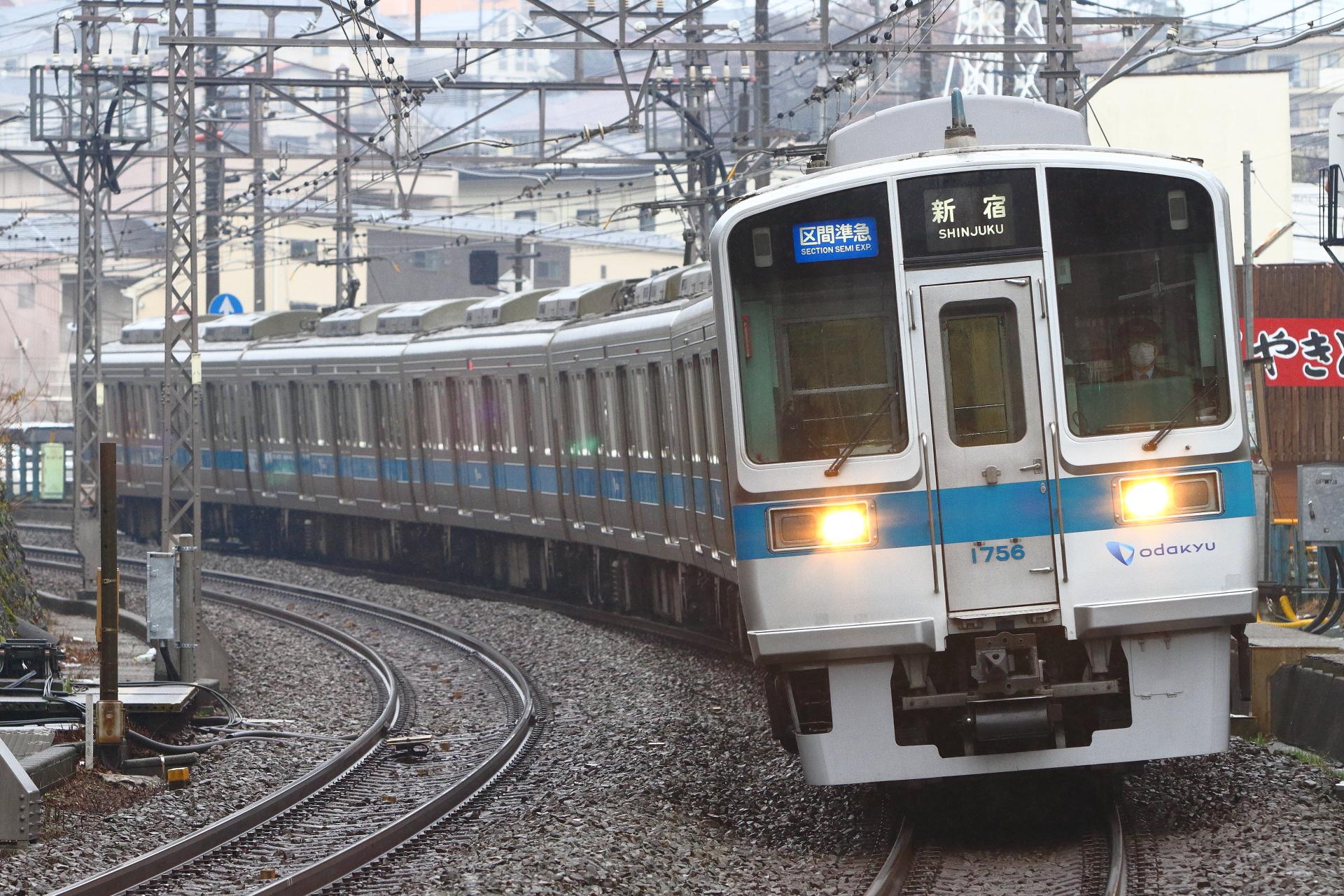小田急の区間準急に6両の列車は存在したのか : Odapedia ~小田急を ...
