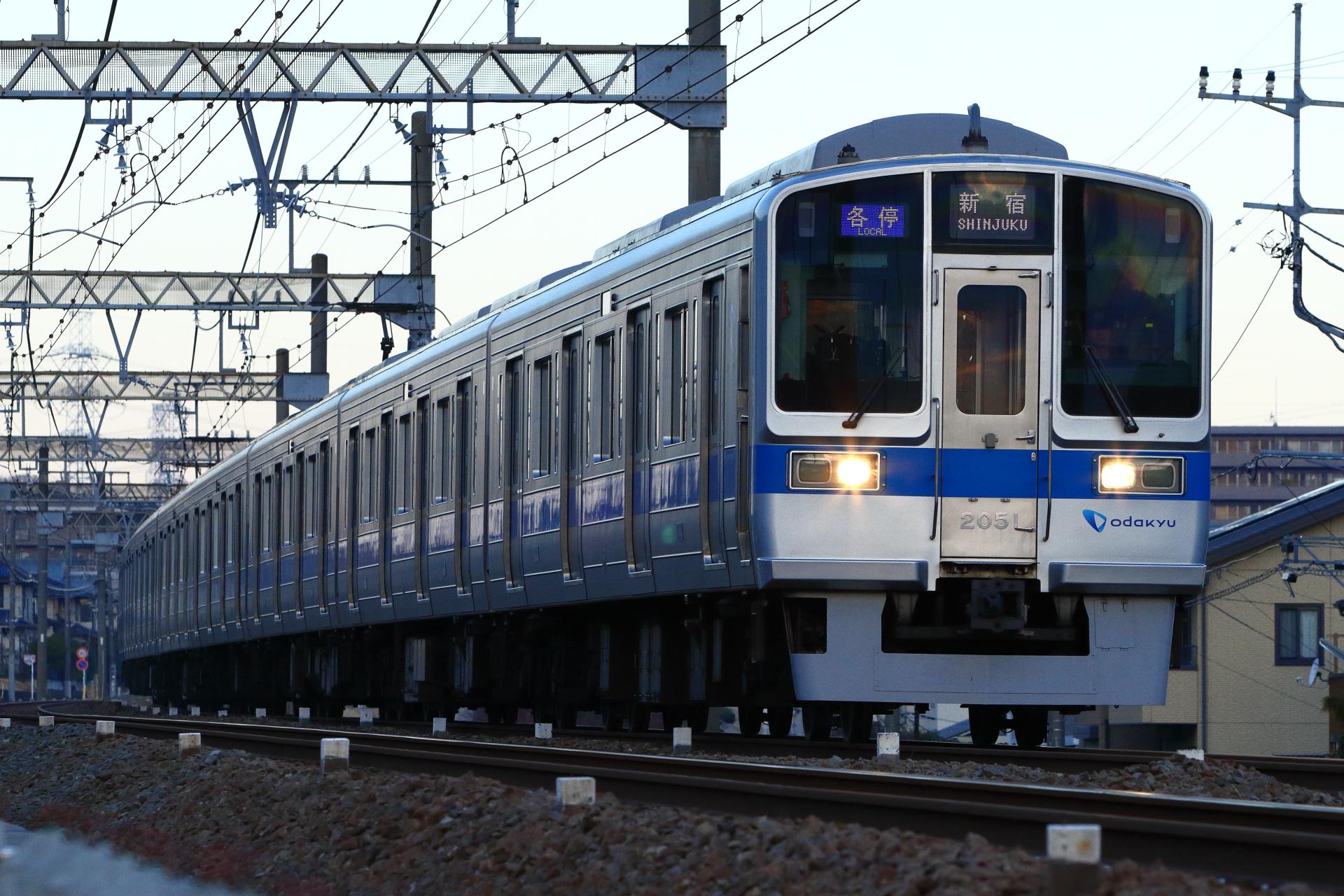小田急 5000 形