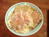 麺や食堂 若鶏かつ丼