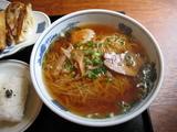 ハイカラ旨々麺定食2
