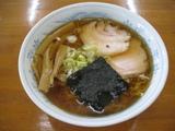 旬麺 焼干しラーメン