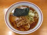 本田屋 醤油太麺
