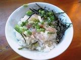 阿波家 阿波赤鶏のタタキ丼