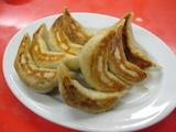 木蘭 焼ギョーザ