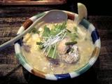 ばば 鶏麺