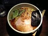麺たつ 醤油ラーメン