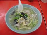 木蘭 野菜ラーメン