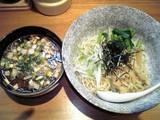 福一 エゾシカの辛味噌つけ麺