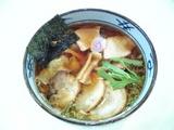 凌駕 チャーシューワンタン麺