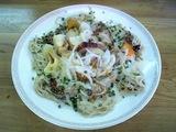 ○超 白い冷し麺 ちいず風味