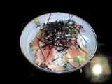 稲葉 赤鶏のタタキ丼