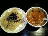 桃天花 胡麻カレーつけ麺