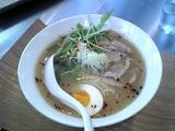 麺食堂X 旨塩汁麺