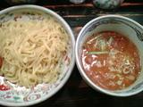 武蔵 柚子冷やし味噌つけ麺