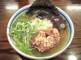 味壺 排骨麺 塩(細麺)