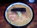 目黒屋 小ラーメン(濃厚スープ)