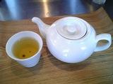 麺食堂X ジャスミン茶