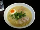麺8-34 鶏白湯しお