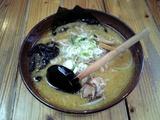 白樺山荘 味噌ら〜麺